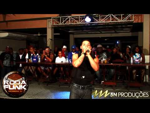 MC Smith :: Ao vivo como você nunca viu :: Video especial Roda de Funk HD