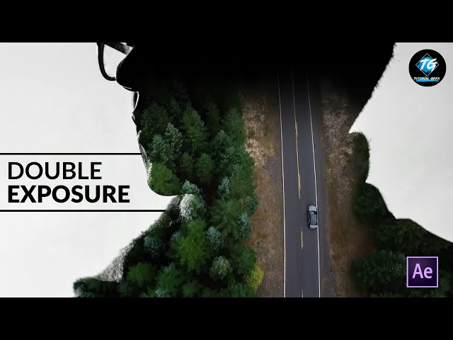 Double Exposure in After Effects 2020