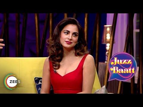 Shraddha Arya and Mishal Raheja's Funny Food Game on Juzz baatt | EXCLUSIVE Sneak Peek