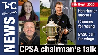 Featuring Special Guest John Martin CPSA, Grouse Moor Glory, Young Shots Opportunities Inc TSC