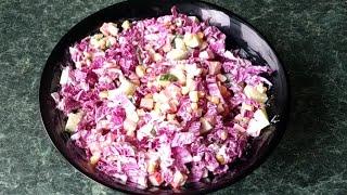 Салат из пекинской капусты ,кукурузы и крабовых палочек
