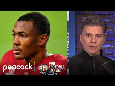 PFT PM Mailbag: Should Dolphins draft DeVonta Smith? | Pro Football Talk | NBC Sports
