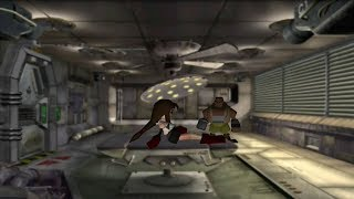 Final Fantasy VII (PS4) Barret And Tifa Incarcerated HD 720p 60fps
