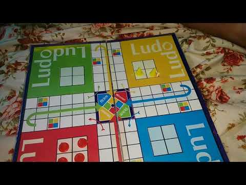 How To Play The Ludo, Snake And Ladders.