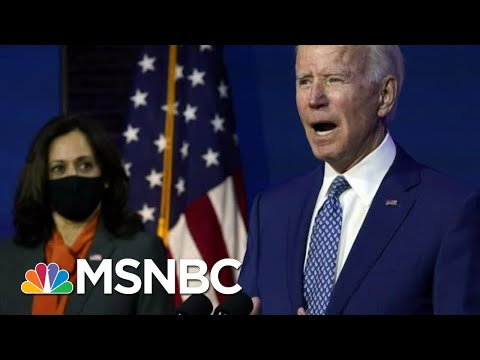 Electoral College Set To Vote To Make Biden's 2020 Victory Official   Morning Joe   MSNBC