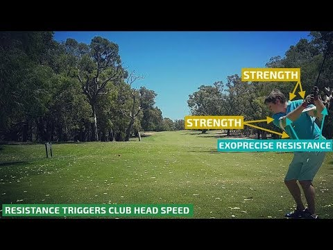 Get More Distance On Your Driver. Golf Power Driving Aid.