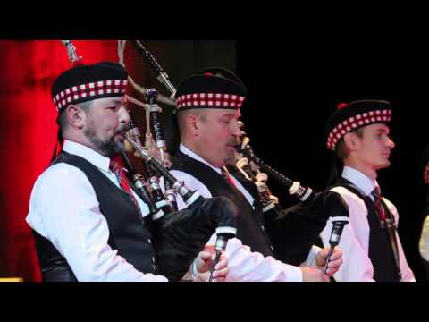 The Epic Cover BURST From Moscow & District Pipe Band