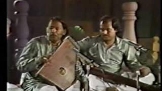 Ustad Salamat Ali Khan - Suha Kanada