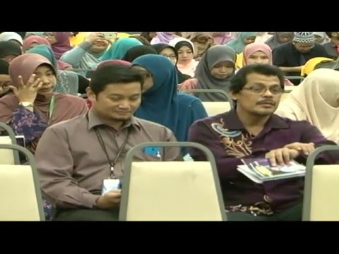 IIUM Live Streaming: Professional Lecture Series