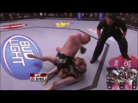 UFC Brock Lesnar Music video