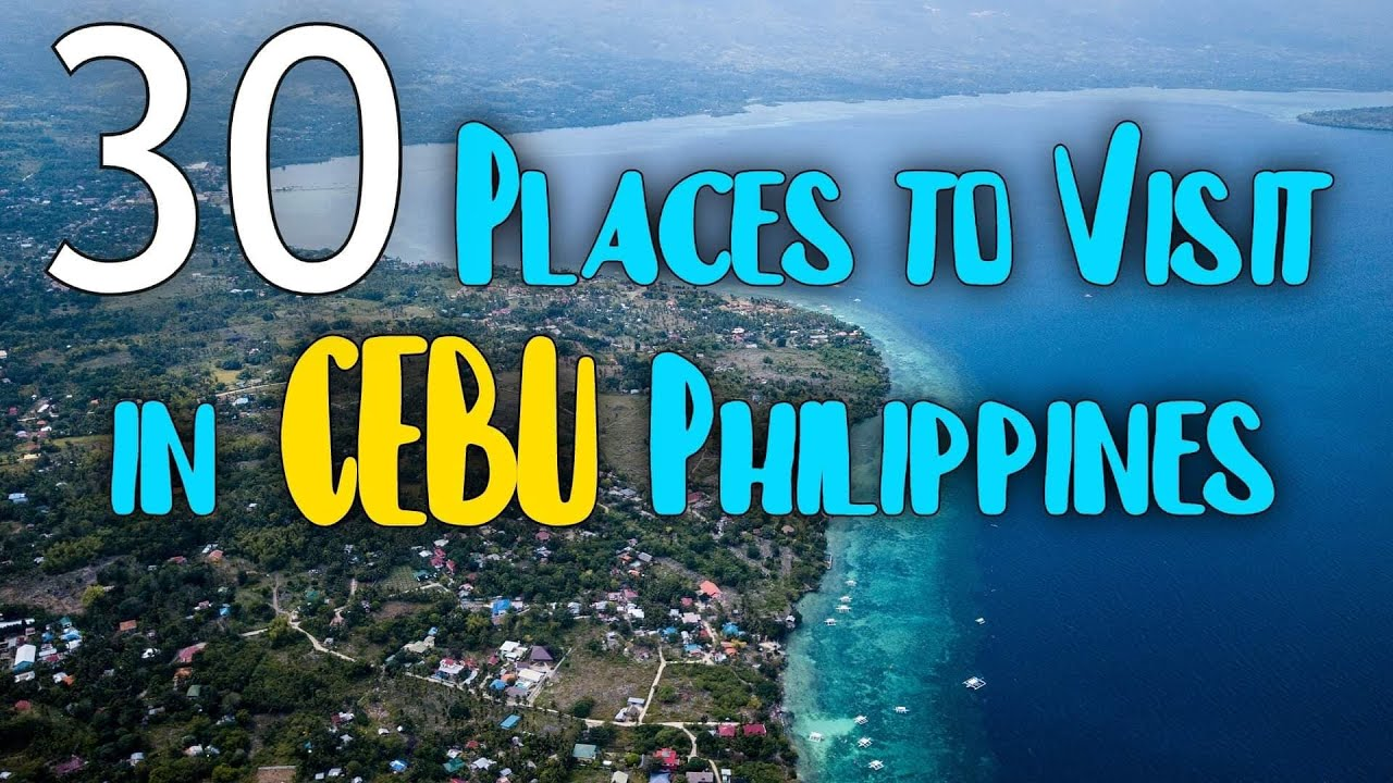 Download 30 TOURIST ATTRACTIONS IN CEBU   Cebu Philippines Best Places To Visit