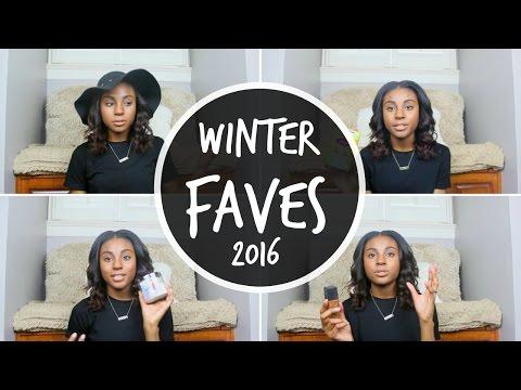 Winter Favorites 2016 | Charity Joy