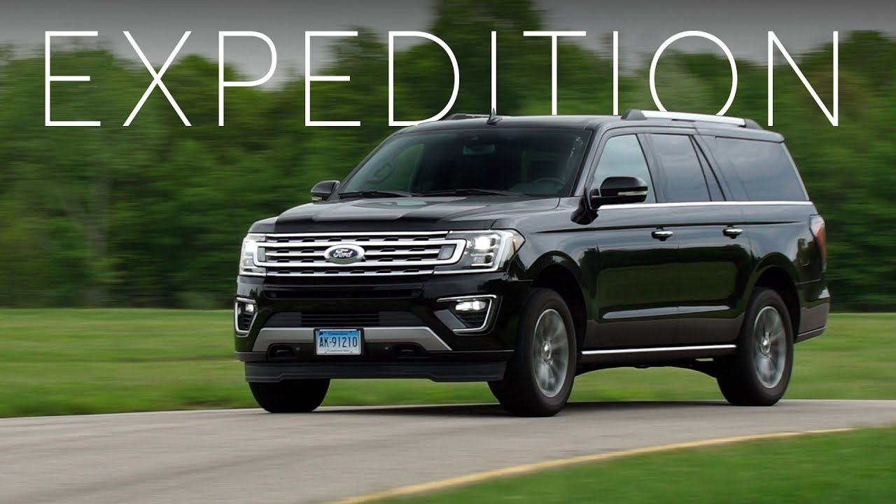 2018 Ford Expedition Quick Drive Consumer Reports Youtube