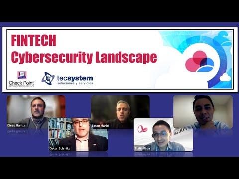 📣 Webinar Check Point Software / Tecsystem 💪🤩 Fintech Cybersecurity Landscape 🚀
