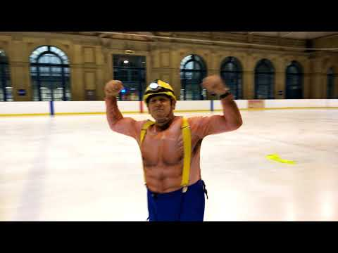 "Peter Hambleton ""Bob the Builder  Full Monty"""