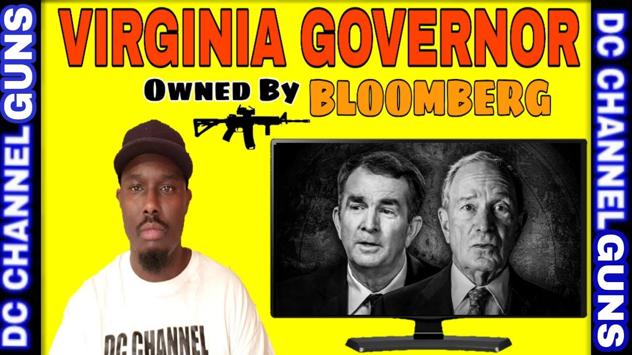 Anti-Gun Bloomberg Paid Virginia Legislators | Joe Biden Wants To Ban All 9mm | Google Mini 2A | GUN