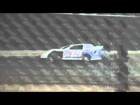 Ark La Tex Speedway limited modified A feature part 4 cajun classic 2015