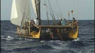 A Tribute To Mau Piailug And The Voyaging Canoe Makali`i