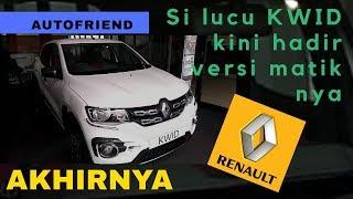 Renault Kwid Indonesia dan Renault Twizy  - Si imut dari Renault