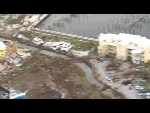 Hurricane Dorian: Aerial footage shows devastation on Abaco Islands | AFP