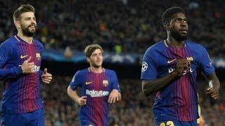 Barcelona vs Roma [4-1], Champions League, Quarter-Final, 2018 - Match Review