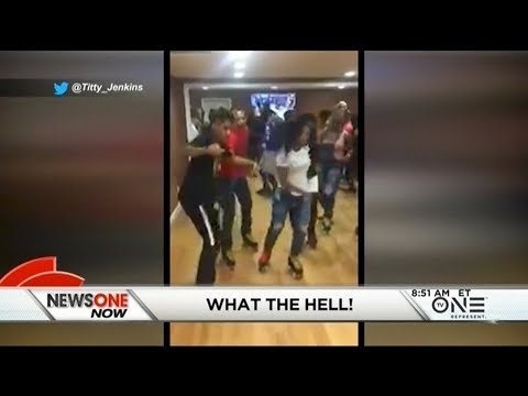 WTH?! Thursday: Basement Skate Party, Wife Punches Husband In Face For Interrupting Her