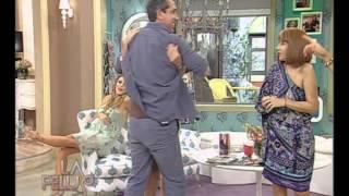 La Pelu - Monica Gonzaga Besa Al Turco Naim