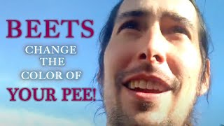 Yes, Beets Can Change The Color Of Your Pee