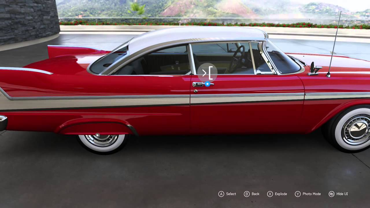 forza motorsport 6 1958 plymouth fury review test. Black Bedroom Furniture Sets. Home Design Ideas