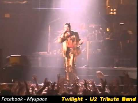 U2 - Lemon - With or without you - Live Zooropa Tour Sydney 93