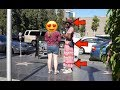 Dressed Like Girls to Pick Up Girls!!!! (hilarious challenge)