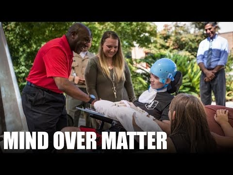 Mind Over Matter | Injured Marine Beats All Odds