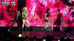 2NE1 WORLD TOUR [ALL OR NOTHING] in HONG KONG