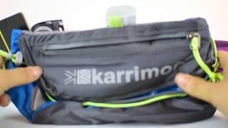 Túi đeo bụng đựng phụ kiện để chạy Karrimor X Lite Waist Pack