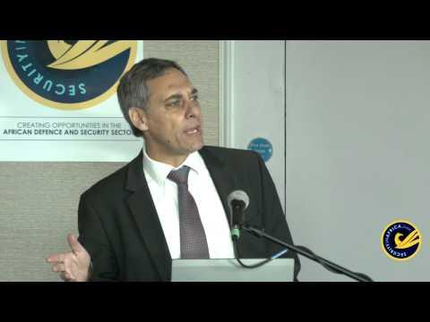 David Rubens' speech at SecurityinAfrica.com conference