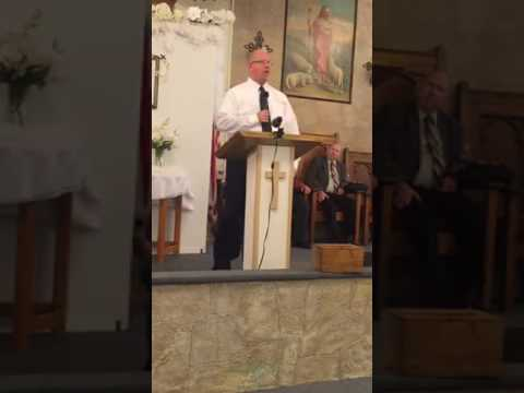 """""""There is an Order to Love""""--Newark, OH--May 17, 2017--Prophet Joseph Martin"""