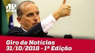 Giro de Notícias - 31/10/2018 - Primeira Edição