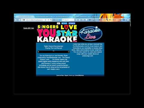 "You Star Karaoke ""Live"" Internet Radio"