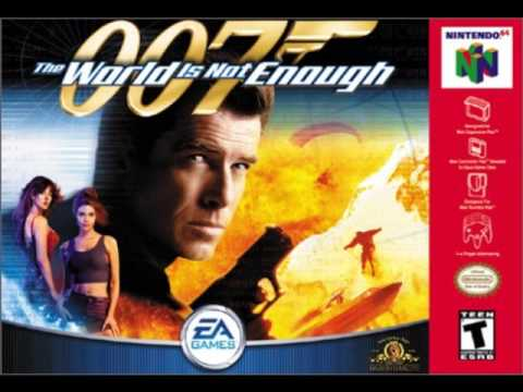 007 The World Is Not Enough OST: Underground Uprising