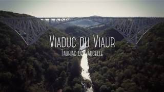 DJI Phantom 4 Drone Footage - Viaduc du Viaur - France