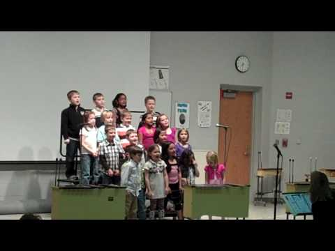 March 16, 2010 Olentangy Meadows Elementary School-Music of The World