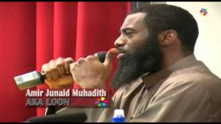 Loon from P.Diddys BadBoyRecords Converts to ISLAM | Short Interview and Lecture.