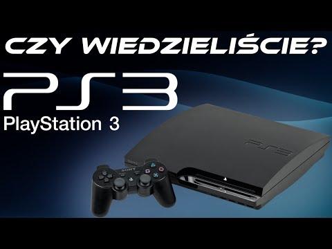 Czy wiedzieliście: Playstation 3