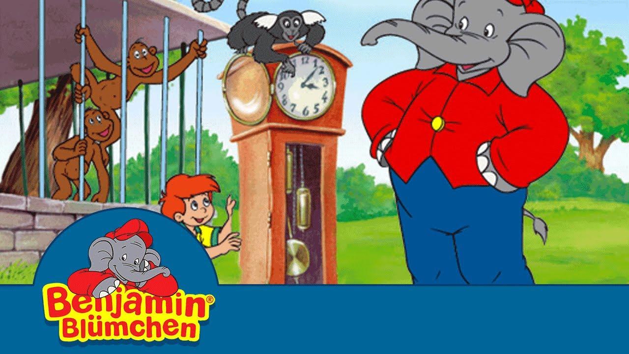 Benjamin BlГјmchen Zoodirektor