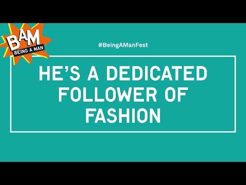 BAM 2015 | He's A Dedicated Follower of Fashion