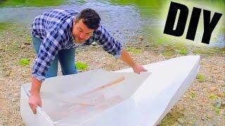 How To Make • Foldable Kayak