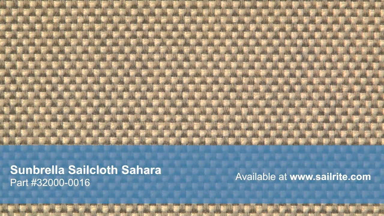 Sunbrella Sailcloth Sahara 32000 0016 Furniture Fabric