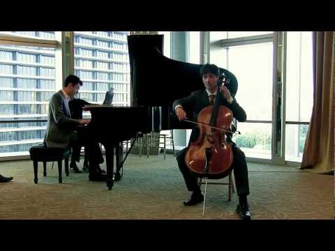 J.S BACH: Sonata for Viola da Gamba n.2 in D Major BWV 1028