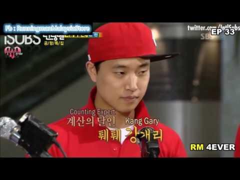 Kang Gary Running man Funny Moment Part(2)