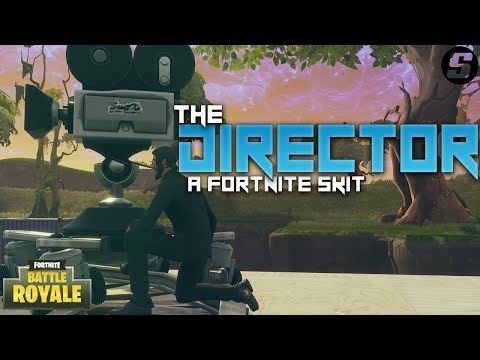 The Director (A Fortnite Skit)